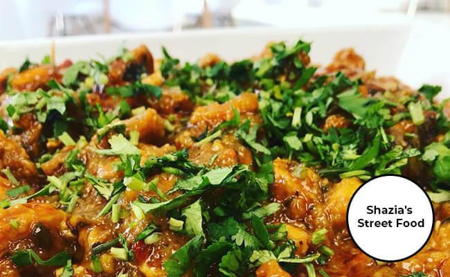 Shazia Street Food
