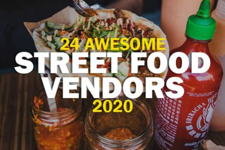 24 Awesome Street Food Vendors