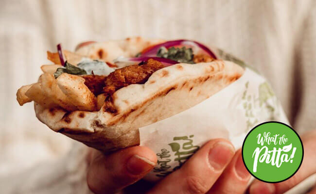 What The Pitta - Shoreditch