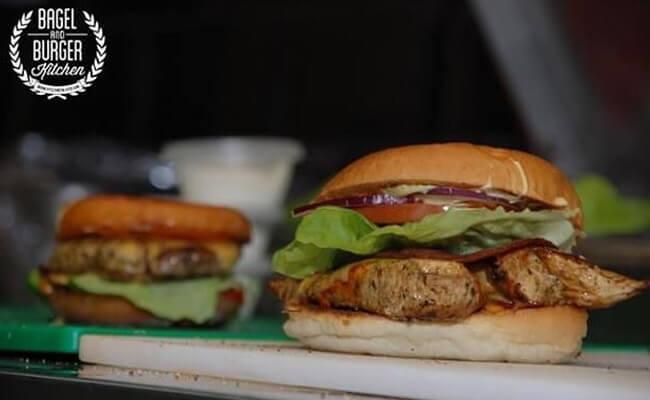 Bagel and Burger Kitchen