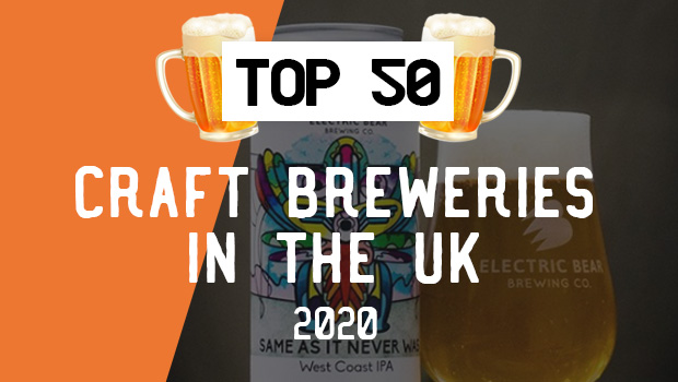top 50 craft breweries 2020
