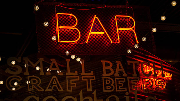 your lockdown guide to making your own man cave bar