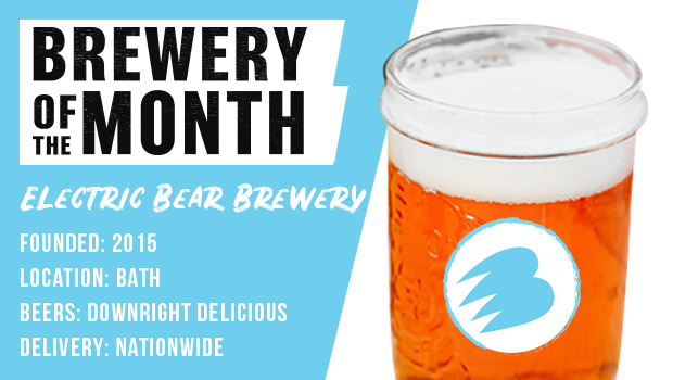 electric bear brewery of the month