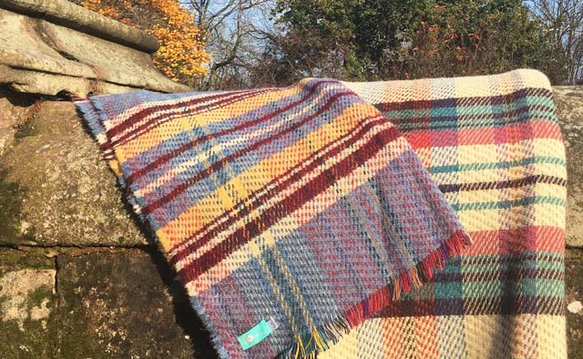 recycled picnic blanket etsy