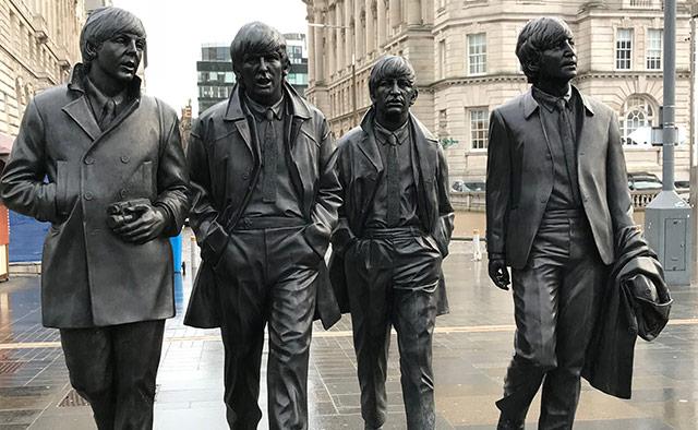 Cavern Quarter Liverpool The Beatles