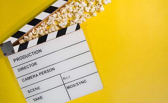 popcorn cinema
