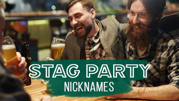 stag party nicknames