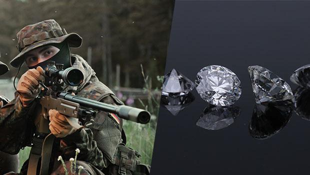 Diamond snatch StagWeb