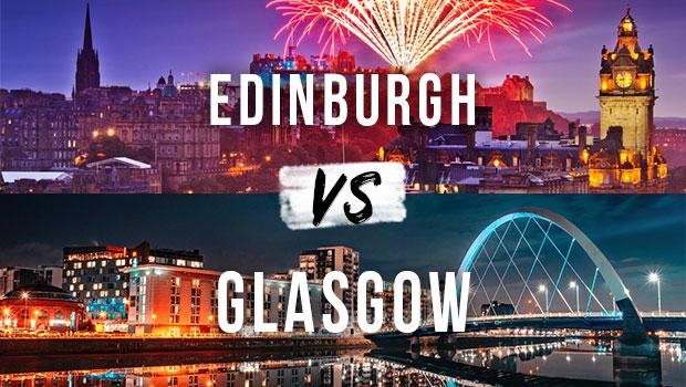 Edinburgh and Glasgow StagWeb