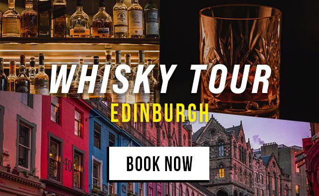 StagWeb whisky tour Edinburgh