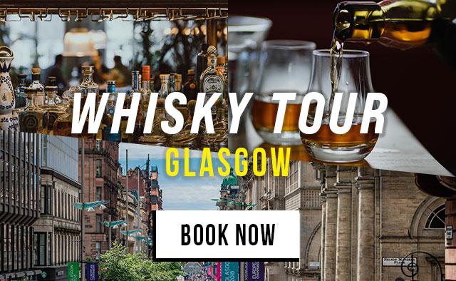 Whisky tour Glasgow