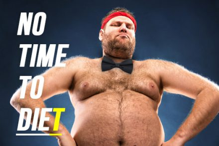 no time to diet stagweb