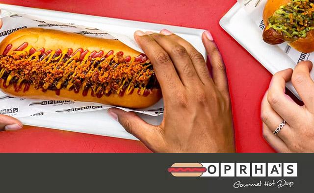 Oprah's Gourmet Hot Dogs