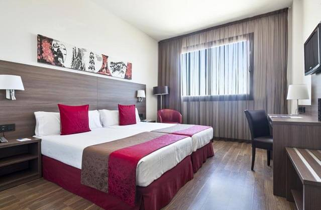 Barcelona accommodation