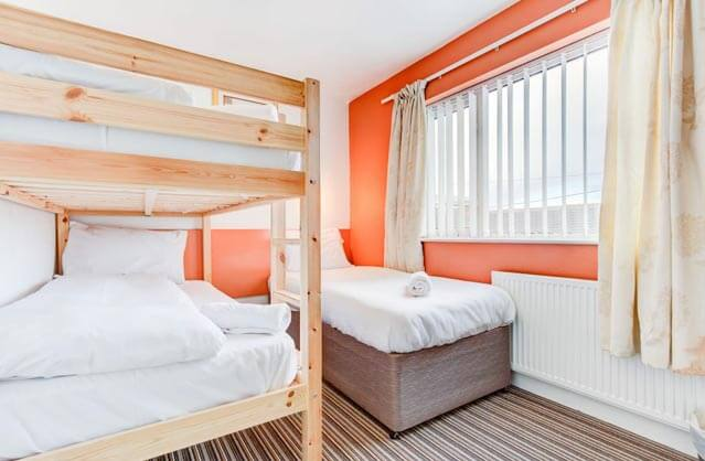 Blackpool accommodation