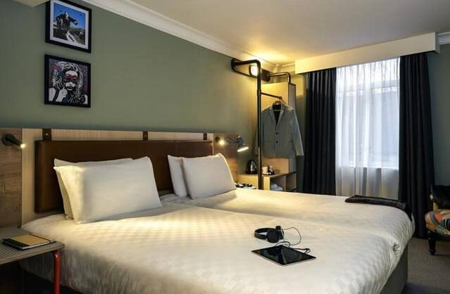 4 star hotel with spa in Bristol
