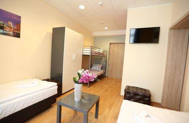 Gdansk accommodation