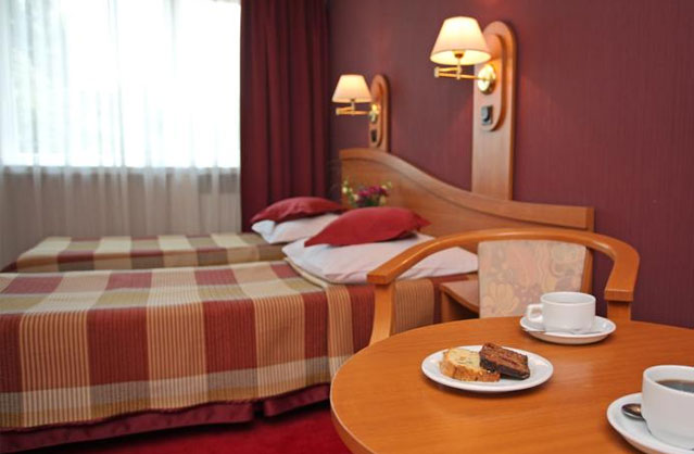 Krakow accommodation
