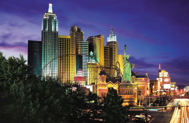 New York New York Hotel & Casino in Las Vegas