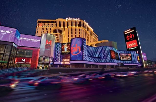 Planet Hollywood Resort & Casino in Las Vegas