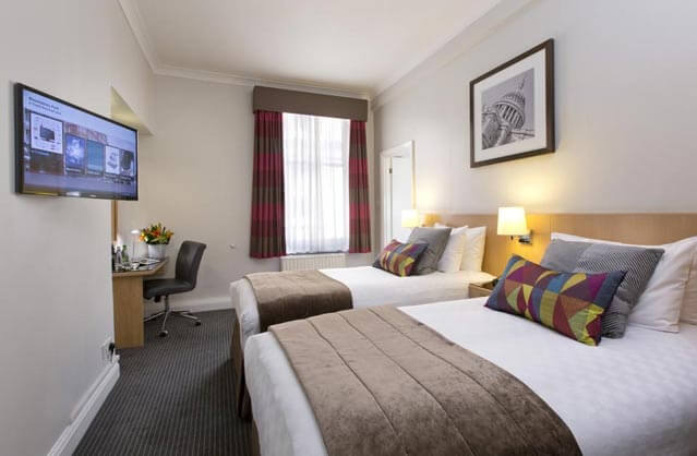 3 star hotel in London