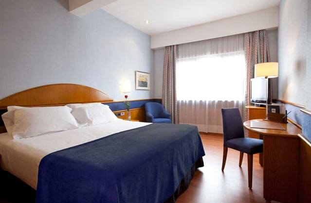Hotel Agumar Stag Accommodation In Madrid Stagweb
