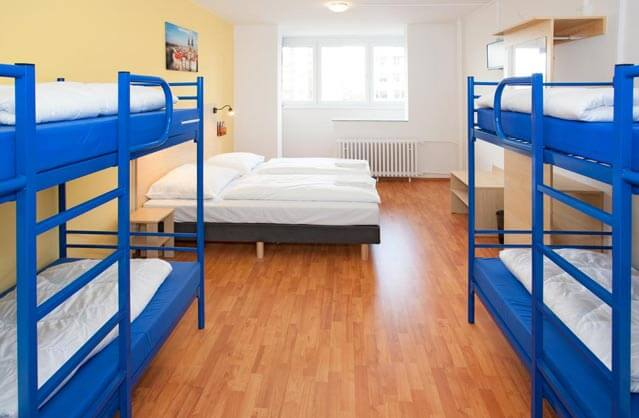 hostel in Prague