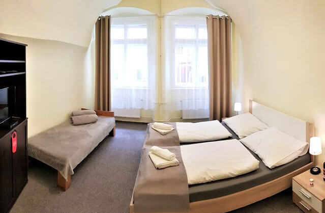 3 star hotel in Prague