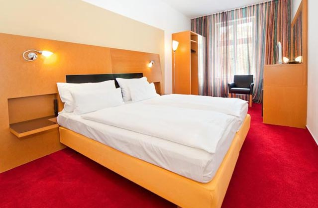 4 star hotel in Prague