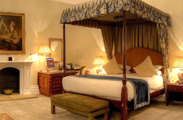 Hallmark Spa Hotel Stag Accommodation In Stratford Stagweb