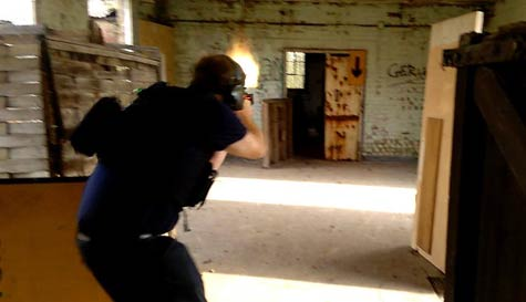 advanced combat simulation in nottingham stag party activity 1