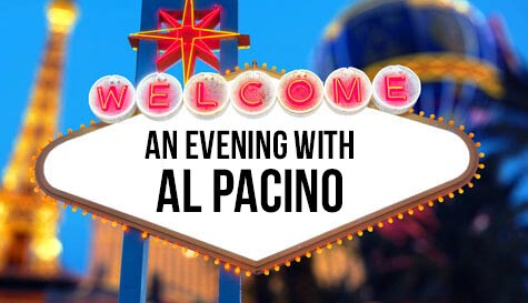 A Night With Al Pacino