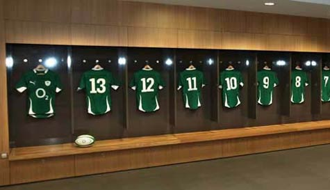 aviva stadium tour