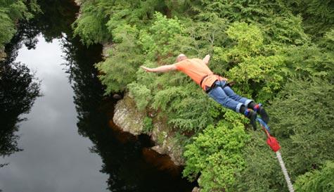 Bungee jumping birmingham al