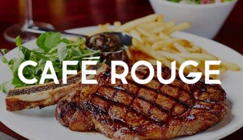 cafe rouge meal