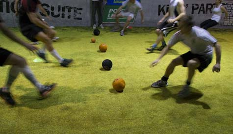 Plan Your Dodgeball Stag Do Activity | StagWeb