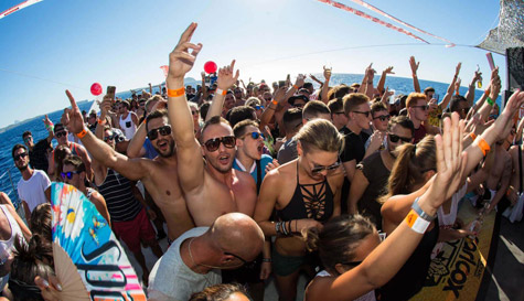 float your boat party cruise