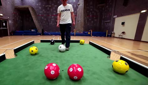 football pool in  stag party activity 1