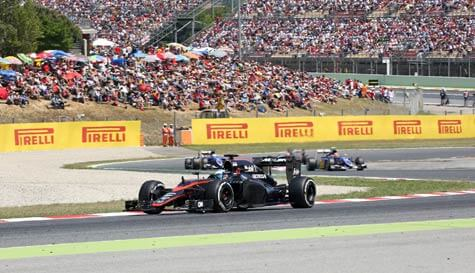 spanish f1 grand prix tickets