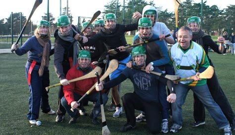 gaelic games in  stag party activity 1