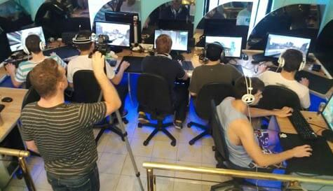 gamers paradise - LAN party