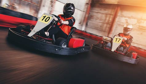 go karting in liverpool stag party activity 1