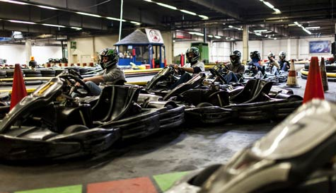 go karting stag activity in berlin stagweb. Black Bedroom Furniture Sets. Home Design Ideas