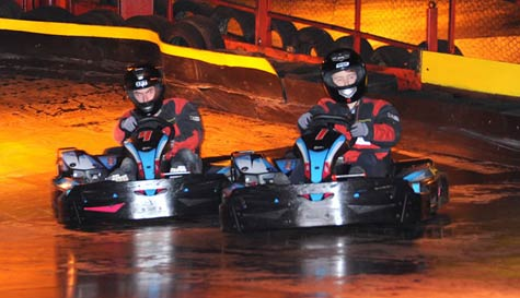 go karting in dublin stag party activity 1