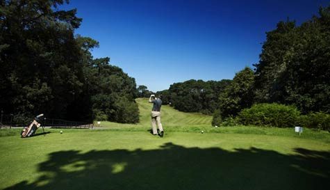 golf in bournemouth stag party activity 1