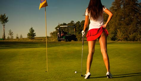 golfing in marbella stag party activity 1