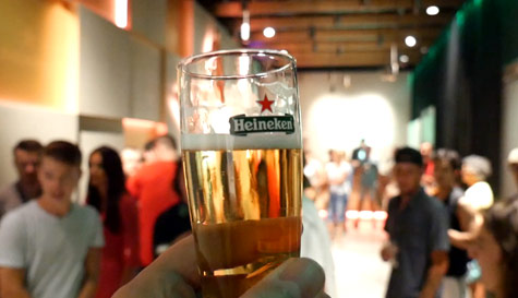 heineken experience in amsterdam stag party activity 1