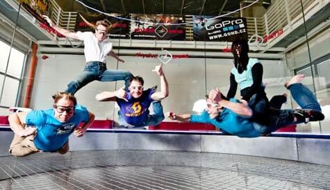 Indoor Skydiving Stag Activity In Prague Stagweb