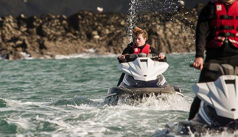 the waverunner experience