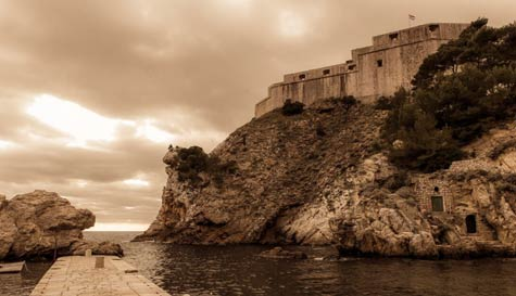 kings landing walking tour